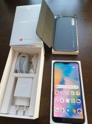 Myydään - Huawei P20 Pro 128Gt Musta, 480€ (Tornio) | TechBBS